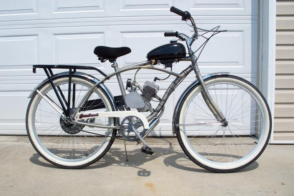 The first 70cc Huffy